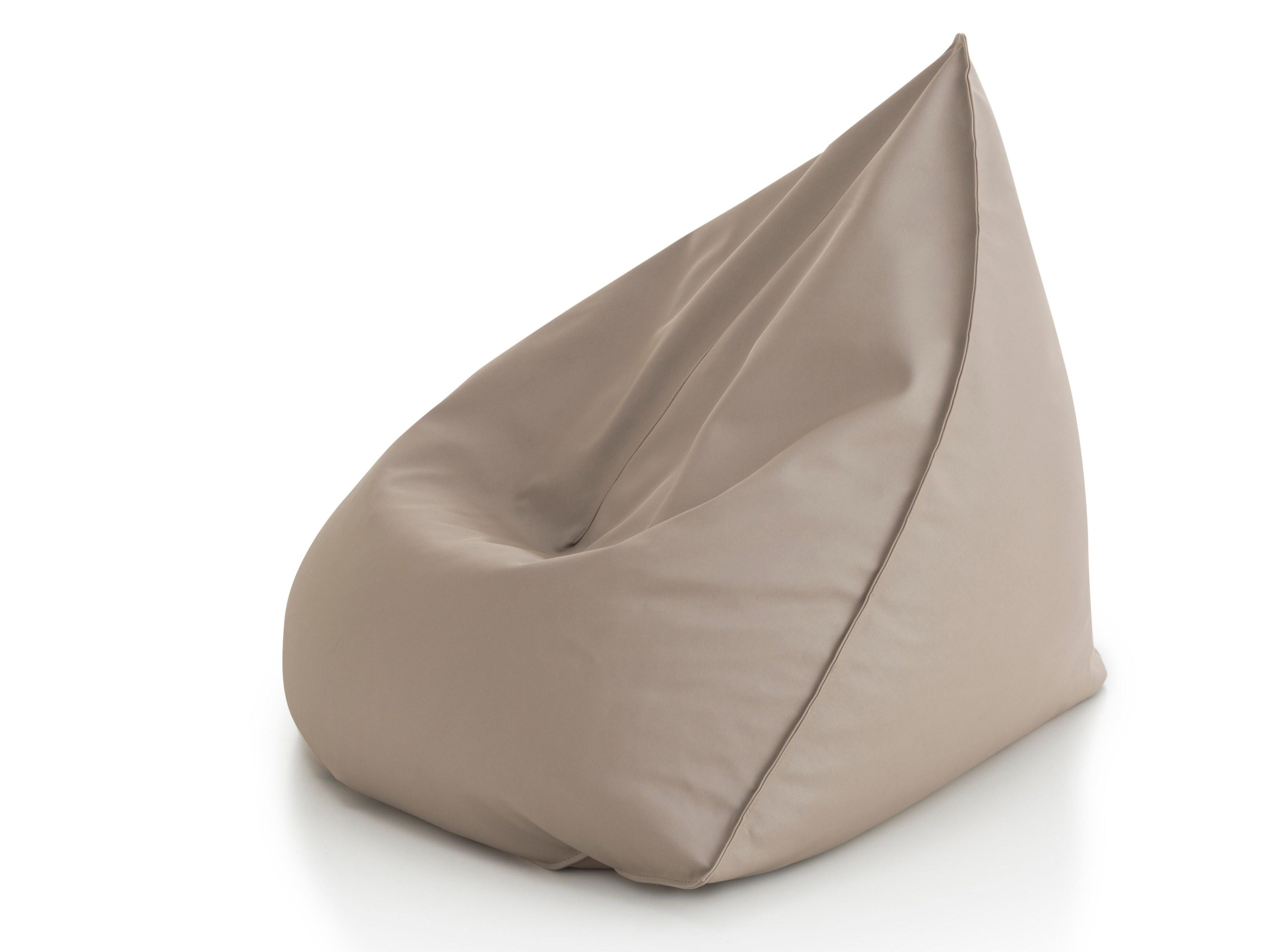 Pufa sako dla leniucha z ozdobami